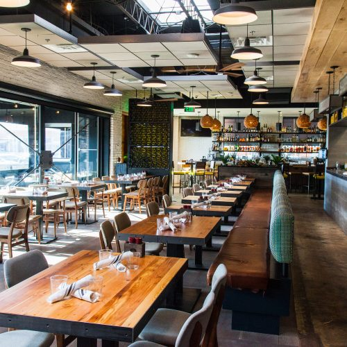 Private Dining at TK Scott\'s Addition – Tazza Kitchen