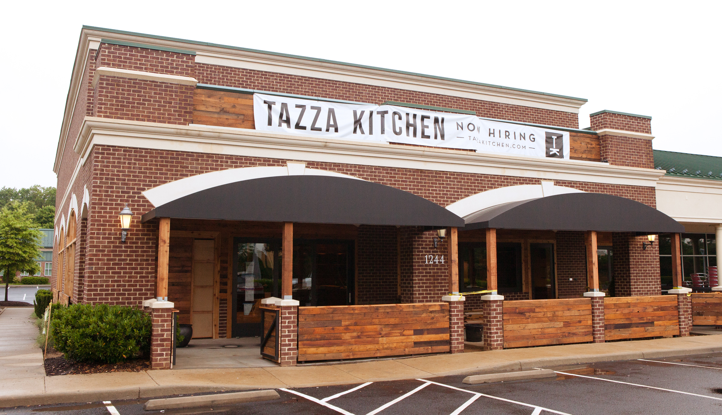 An opening date for Tazza Kitchen in Midlothian – Tazza Kitchen