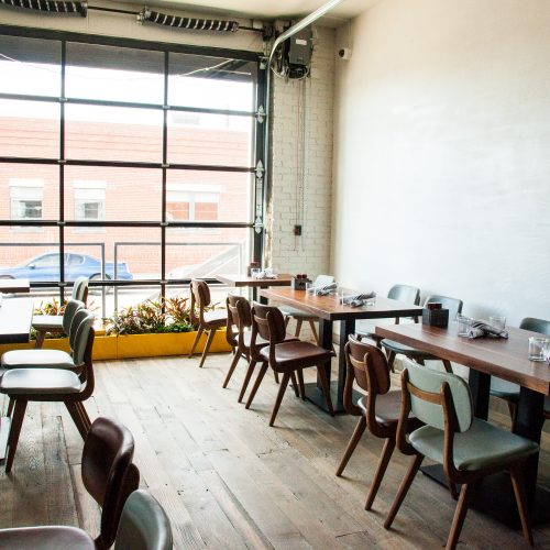 Private Dining At Tk Scotts Addition Tazza Kitchen